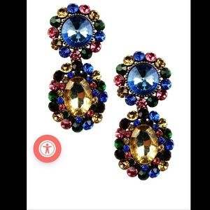 NEW! EyeCandy LA Luxe Collection Statement earring